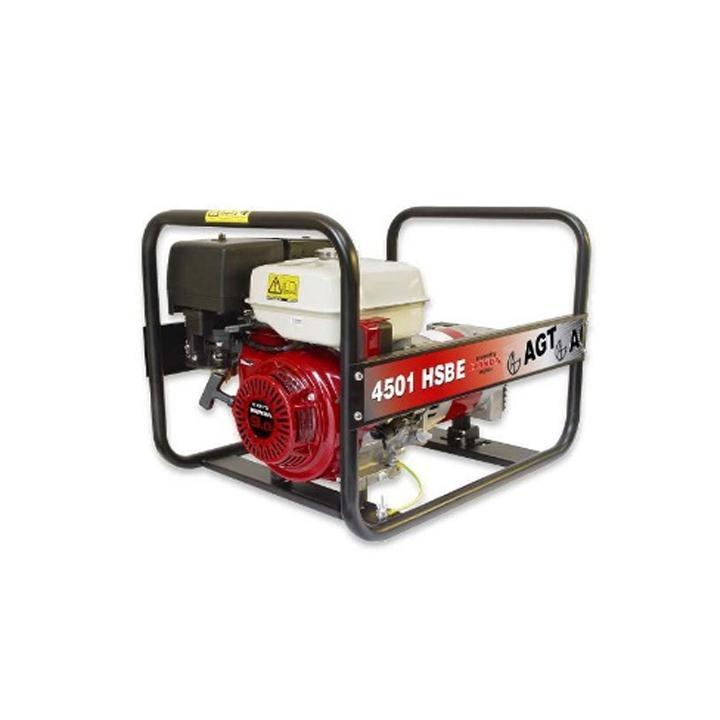 Generator de curent monofazat AGT 4501 HSBE, 4.2 kVA