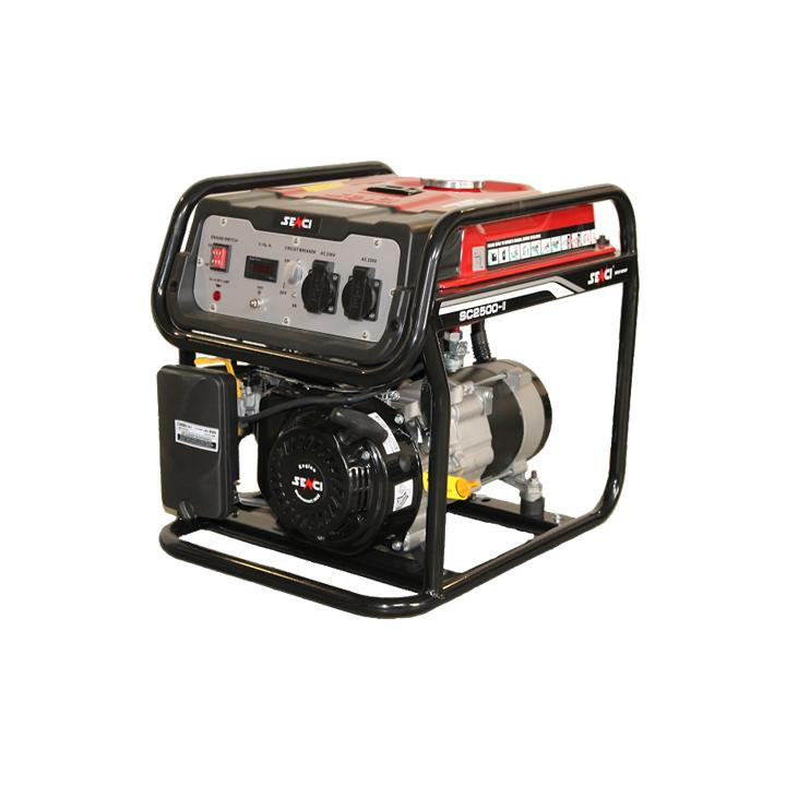 Generator de curent monofazat Senci SC-2500