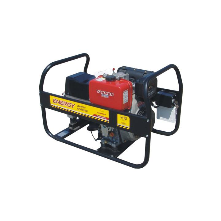 Generator de curent trifazat Energy 7500 TDE