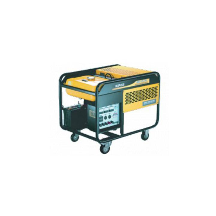 Generator de curent trifazat Kipor KGE 12 E3
