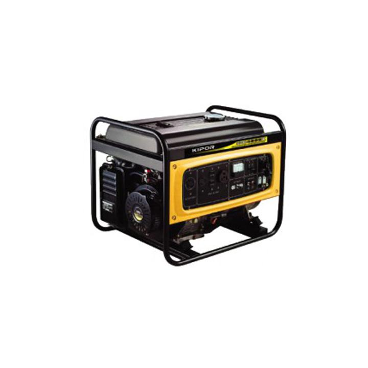 Generator de curent trifazat Kipor KGE 6500 X3