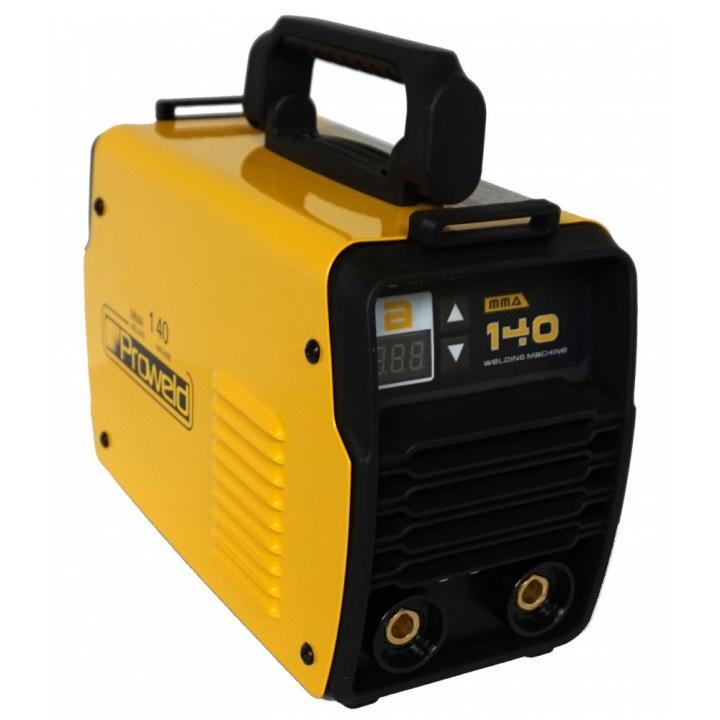 Invertor de sudura ProWELD MMA-140DLS, 230 V, 10-140 A