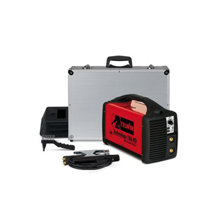Invertor de sudura Telwin Technology 186 HD ACX