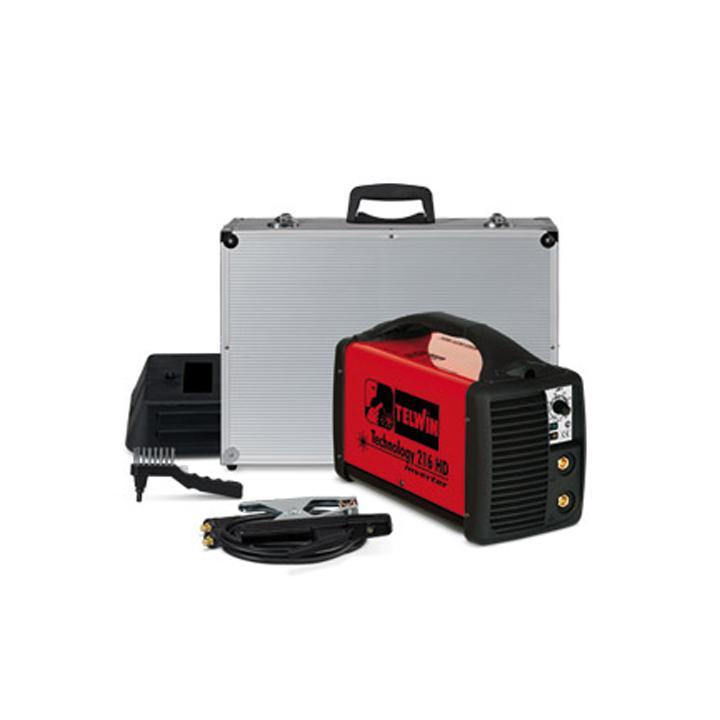 Invertor de sudura Telwin Technology 216 HD ACX