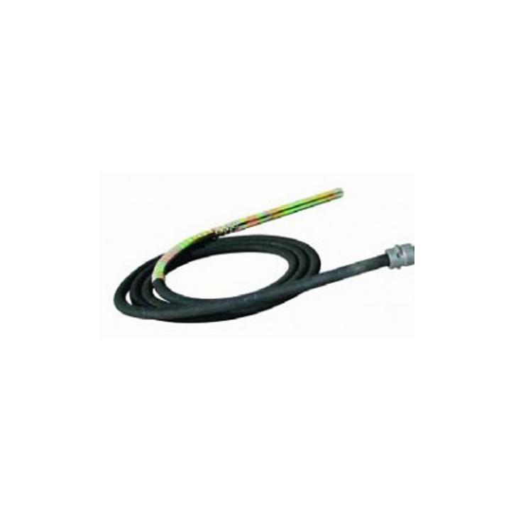Lance vibratoare 6 m + cap vibrator 45 mm AGT UPV45