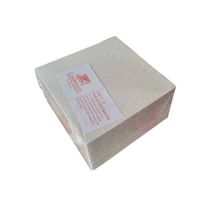 Placi filtrante 20x20 cm - CKP V12, 8 m (set 25 buc)