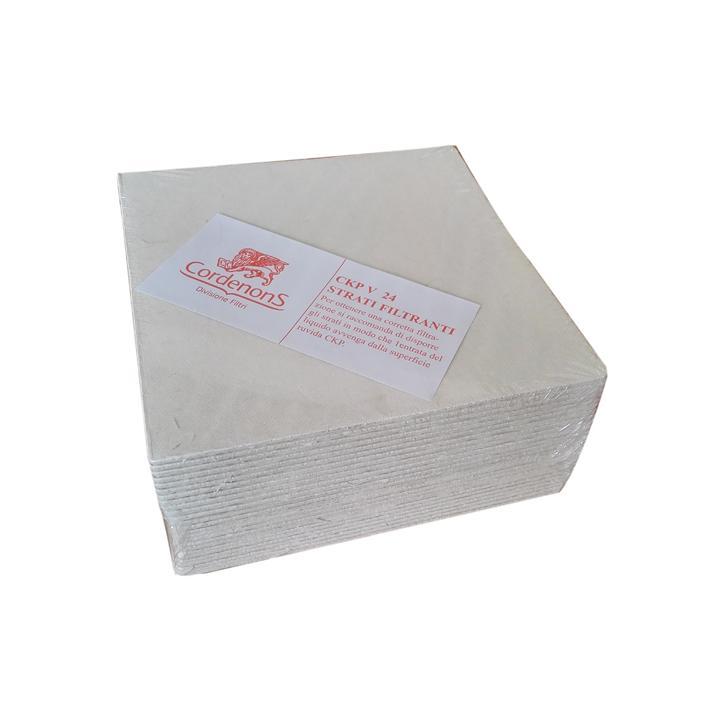 Placi filtrante 20x20 cm - CKP V24, 0.5 m (set 25 buc)