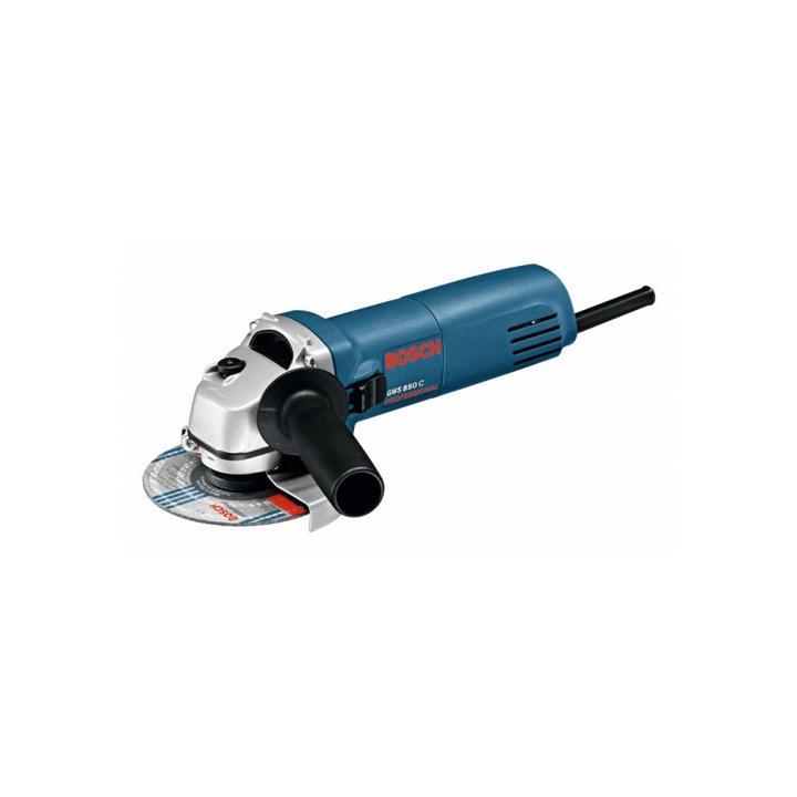 Polizor unghiular Bosch GWS 850 C, 850 W, 125 mm