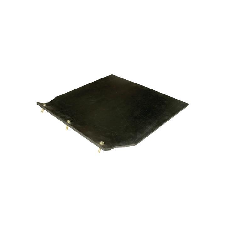 Protectie talpa PC90 pentru pavele/dale, cauciuc negru