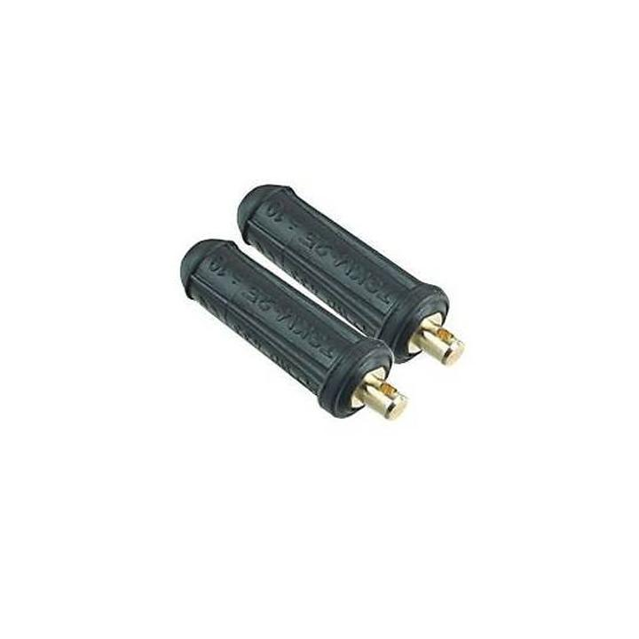 Set 2 conectori sudura tata DX25, Deca 010385