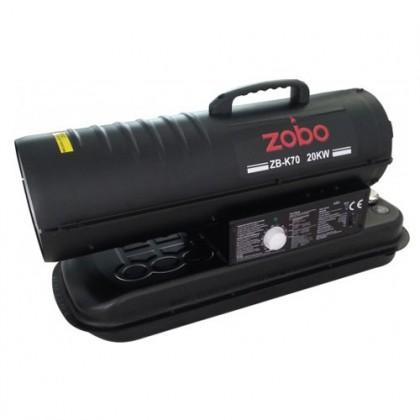 Generator de aer cald pe motorina Zobo ZB-K70