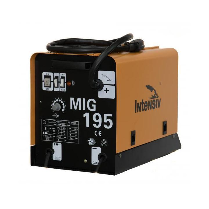 Aparat de sudura MIG-MAG MIG 195