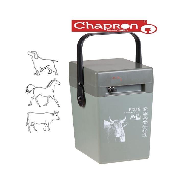 Aparat gard electric Chapron Eco 9, 9/12 V, 0.25 J
