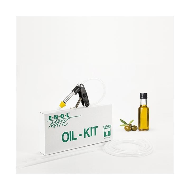 Aparat imbuteliere ulei Oil-kit pentru Enolmatic
