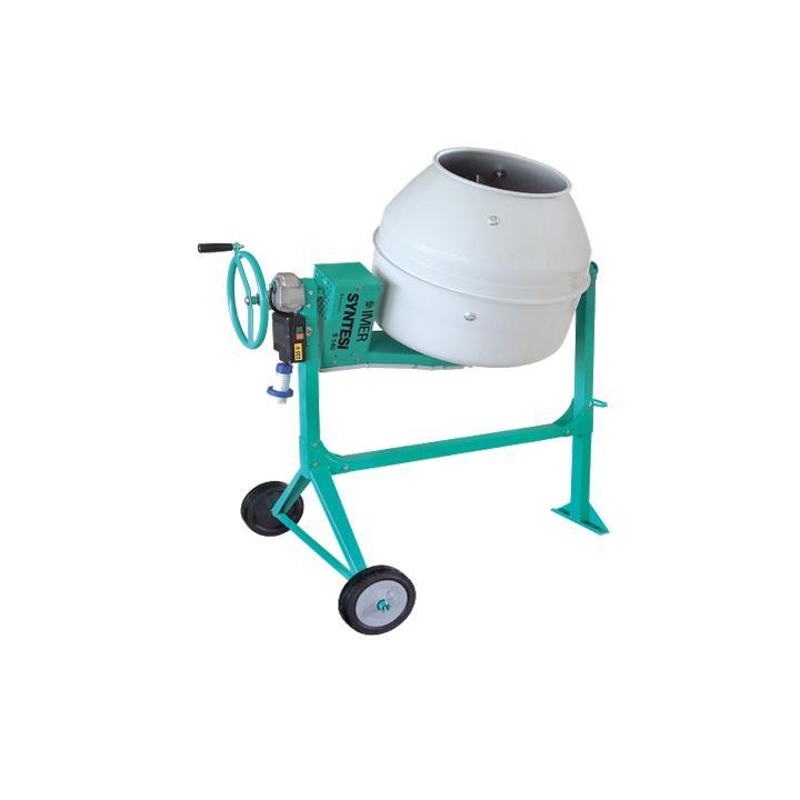 Betoniera Imer Syntesi 160, 230 V, 300 W, 160 litri