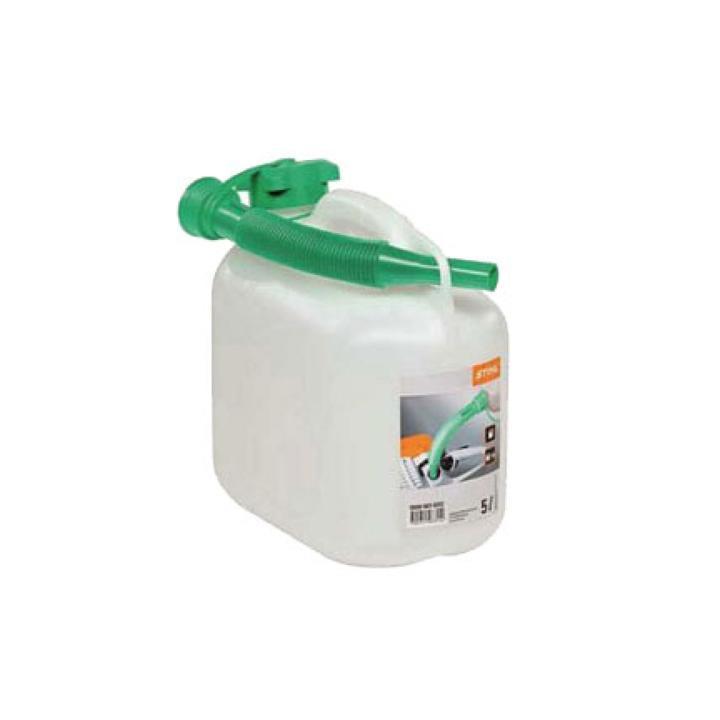 Canistra benzina Stihl 3 litri, transparenta