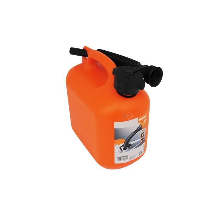 Canistra benzina Stihl 5 litri, portocalie