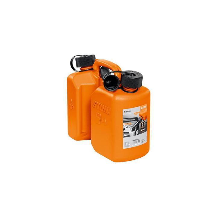 Canistra combinata Stihl 3 litri + 1.5 litri
