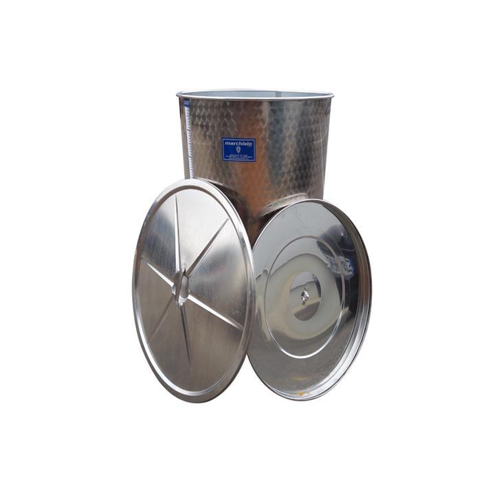 Cisterna din inox cu capac SPO700, 700 litri