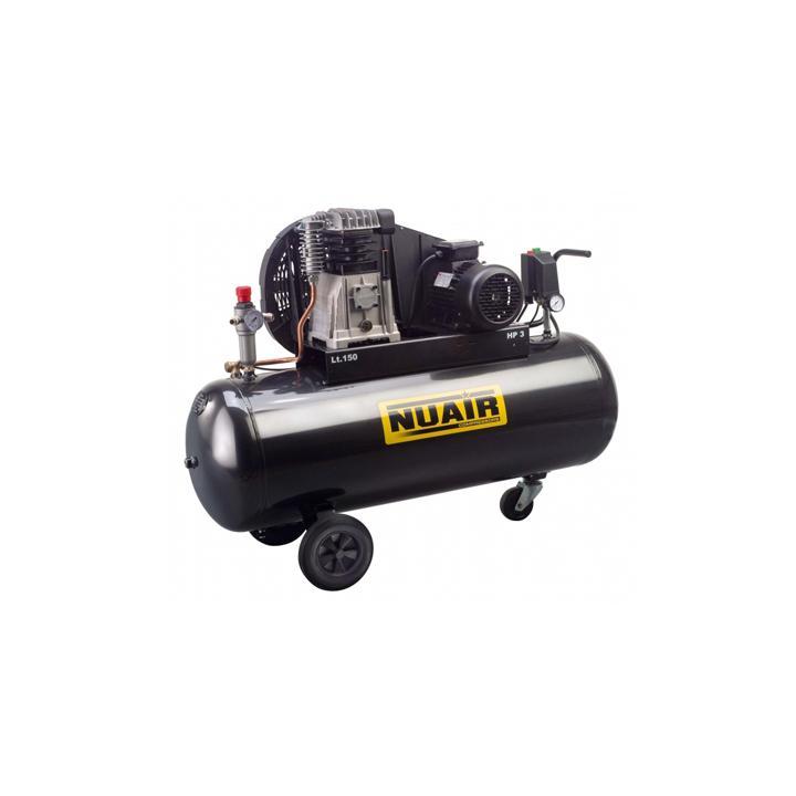 Compresor de aer Nuair NUB B3800B/150 CT3
