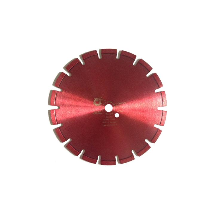 Disc diamantat pentru beton Kern FB-PRO 500x25.4 mm