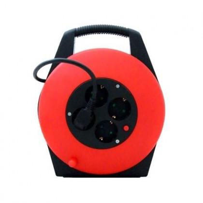 Prelungitor cu tambur plastic Strohm 10 m