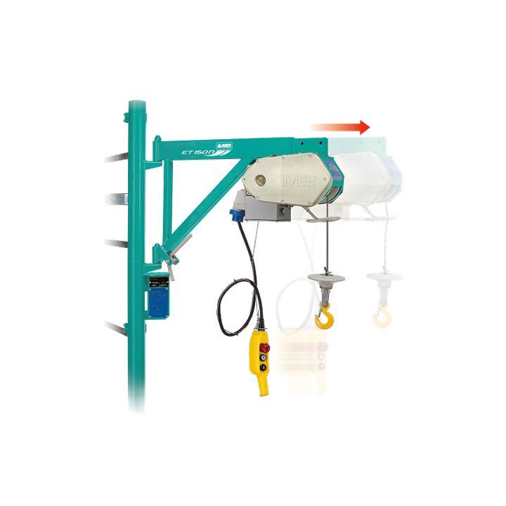 Electropalan Imer ET 150 N, 800 W, Hmax 40 m, 150 kg