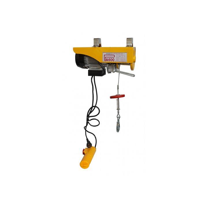 Electropalan Stager PA600, 230 V, 1200 W, Hmax 12 m, 600 kg