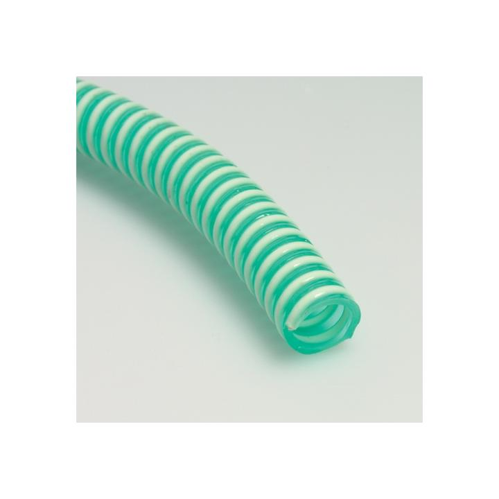 Furtun absorbtie cu spira din PVC 76 mm