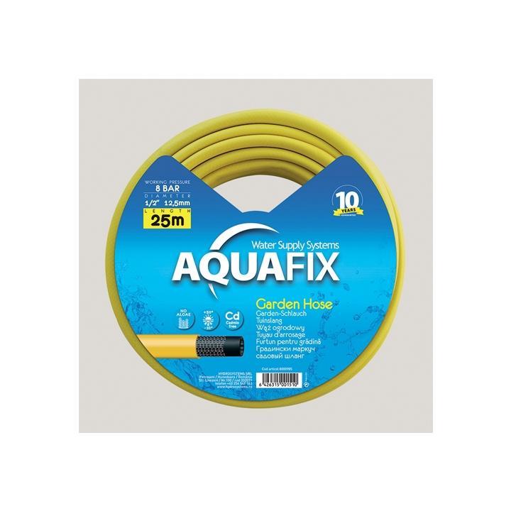 """Furtun pentru gradina AquaFix 25 mm (1"""") x 50 m"""