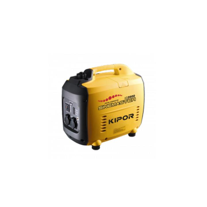 Generator de curent digital Kipor IG 2600