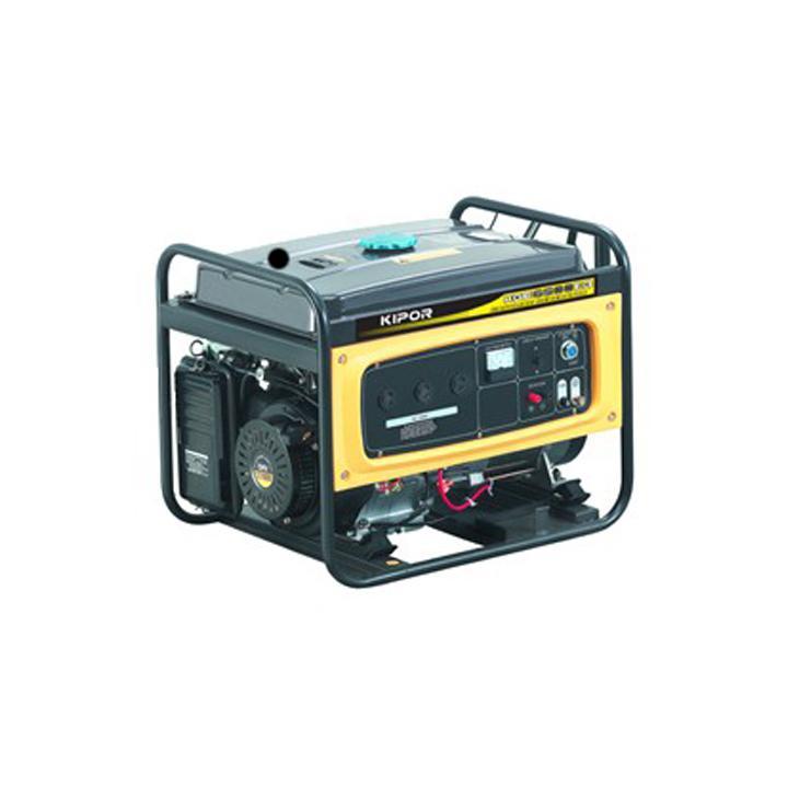 Generator de curent trifazat Kipor KGE 6500 E3