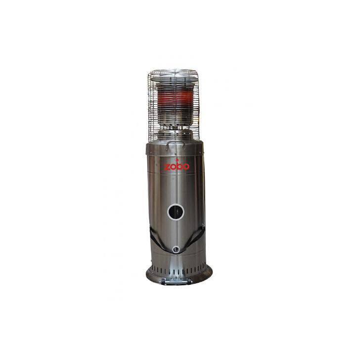Incalzitor terase Zobo H1109B, 11 kW, inox