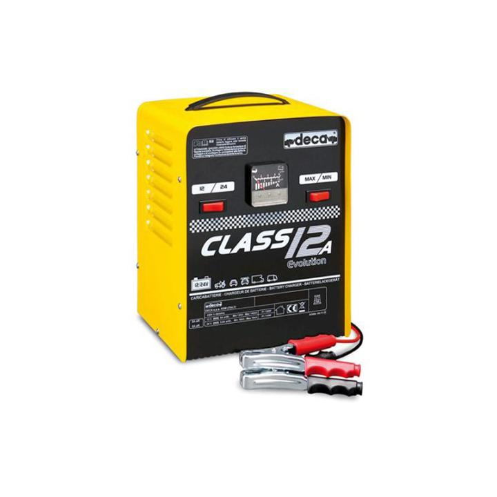 Incarcator baterii Deca Class 12 A, 12/24 V, 15-140 Ah