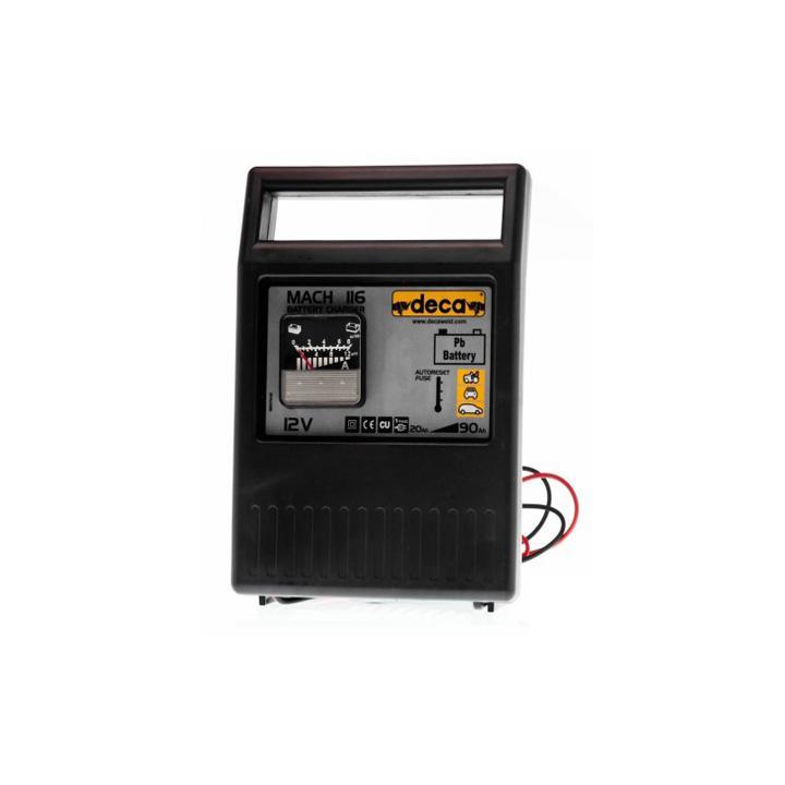 Incarcator baterii Deca MACH 116, 12/24 V, 20-90 Ah