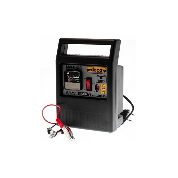 Incarcator baterii Deca MACH 214, 6/12 V, 15-60 Ah