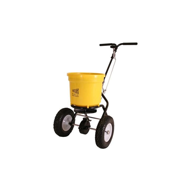 Masina de imprastiat sare / nisip Texas CS2500, 25 litri