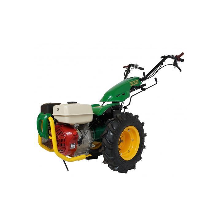 Motocultor ProGarden BT330, motor 9 CP, benzina, 3+2 viteze