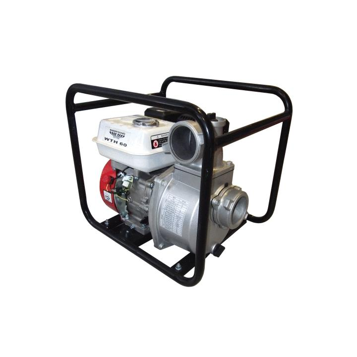 Motopompa apa semi-murdara Wassertechnik WTH60