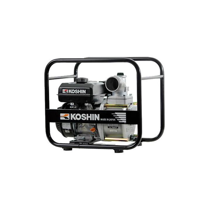 Motopompa apa semimurdara Koshin STV-80X