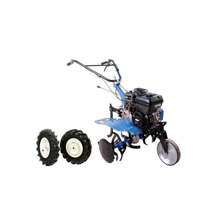 Motosapa MGR 750, motor B&S seria 750, 5.5 CP + roti cauciuc