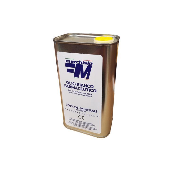 Parafina lichida alimentara Marchisio, 1 litru