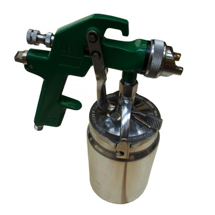 Pistol pentru vopsit cu rezervor jos Stager AB17, 600 ml