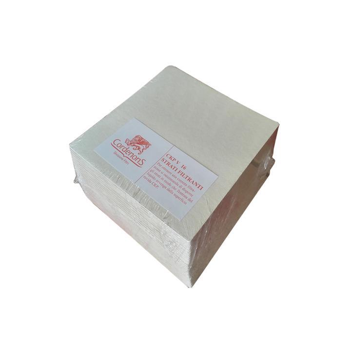 Placi filtrante 20x20 cm - CKP V16, 2 m (set 25 buc)