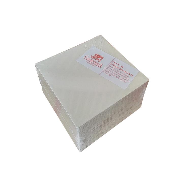 Placi filtrante 20x20 cm - CKP V20, 0.7 m (set 25 buc)