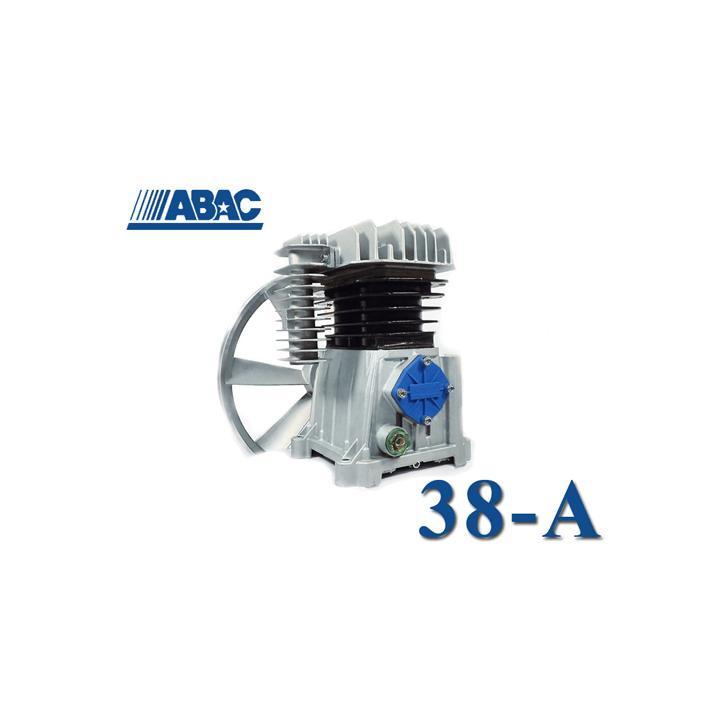 Pompa de aer Abac 38-A, 230 V, 3.0 kW, 393 l/min, 10 bar