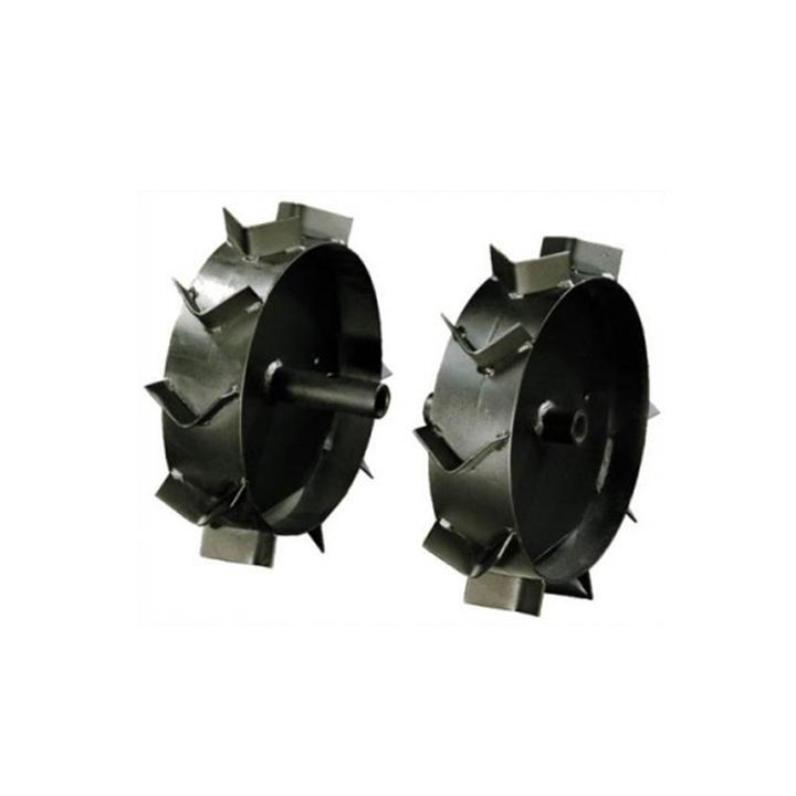 Roti metalice Szentkiraly, 34 cm, ax cilindric 24 mm
