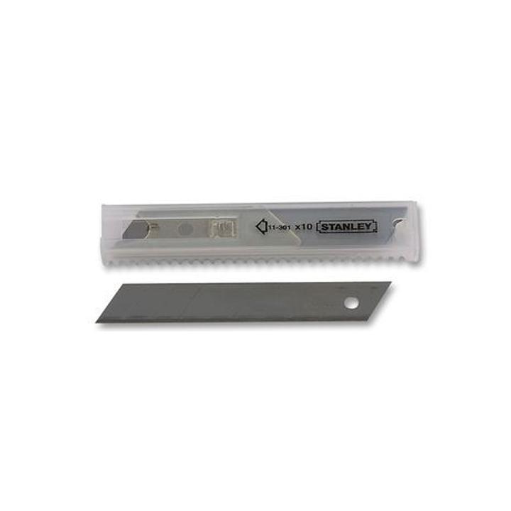 Set 10 lame cutter segmentate 18 mm Stanley 1-11-301