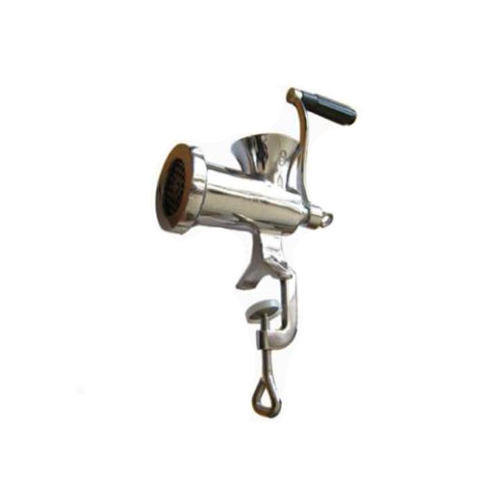 Tocator de carne manual Reber 8690N, nr. 5, integral inox