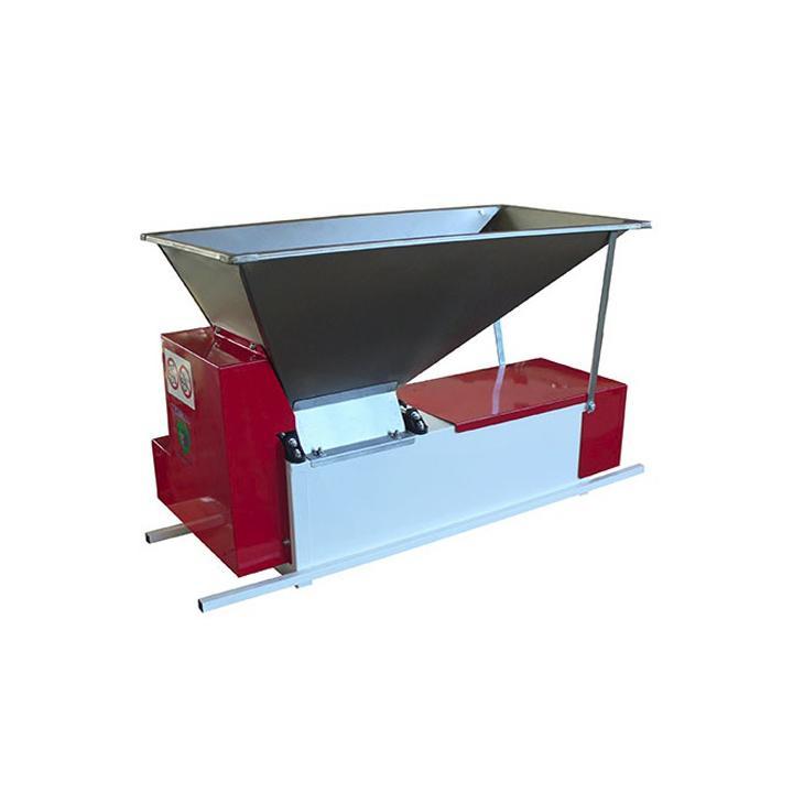Zdrobitor-desciorchinator electric Eno 3/M Semi-Inox